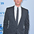 Neil Patrick Harris At Arrivals For The Poster by Everett