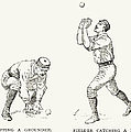 OUTFIELDER, 1889 Poster by Granger