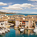 Port Grimaud 1 Poster by John James