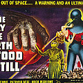 The Day The Earth Stood Still, 1951 Poster by Everett