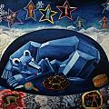 The Great Bear Sleeps at the Edge of the World Print by Dawn Senior-Trask