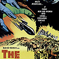 The Lost Missle, 1958 Poster by Everett