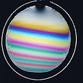 Thin Film Interference Poster by Andrew Lambert Photography