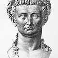 TIBERIUS (42 B.C.- 37 A.D.) Poster by Granger