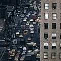Traffic In New York City. View Poster by Everett