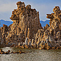 Tufa Mono Lake California Poster by Garry Gay