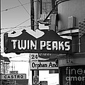 Twin Peaks Bar in San Francisco Poster by Wingsdomain Art and Photography