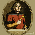 Nicolaus Copernicus, Polish Astronomer Print by Science Source