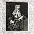 Isaac Newton, English Polymath Poster by Science Source