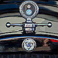 1928 Dodge Brothers Hood Ornament Poster by Jill Reger
