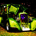 1933 Plymouth Hot Rod Print by Phil 'motography' Clark