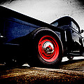1934 Ford Pickup Poster by Phil 'motography' Clark