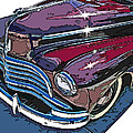 1946 Chevrolet Front Study Poster by Samuel Sheats