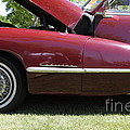 1947 Cadillac . 5D16181 Print by Wingsdomain Art and Photography