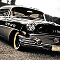 1956 Buick Super Series 50 Poster by Phil 'motography' Clark