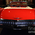 1959 Cadillac Convertible - 7D17377 Print by Wingsdomain Art and Photography