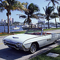 1963 Ford Thunderbird Print by FPG
