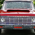 1964 Plymouth Savoy Hemi  Print by Gordon Dean II