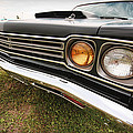 1969 Plymouth Road Runner 440-6 Poster by Gordon Dean II