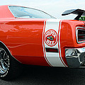1970 Dodge Super Bee 2 Print by Paul Ward