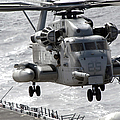 A Ch-53e Super Stallion Helicopter Poster by Stocktrek Images