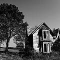 Abandoned House Poster by Cale Best