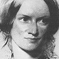 Charlotte Bronte, English Author Print by Science Source