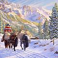 HIGH COUNTRY Poster by HOWARD DUBOIS