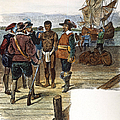 JAMESTOWN: SLAVERY, 1619 Poster by Granger
