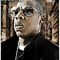 Jay Z Poster by The DigArtisT