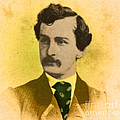 John Wilkes Booth, American Assassin Print by Photo Researchers