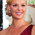 Katherine Heigl At Arrivals For Life As Poster by Everett