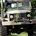 Military truck Poster by Blink Images