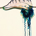 Portuguese Man-of-war Poster by Georgette Douwma