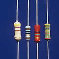 Resistors by Andrew Lambert Photography