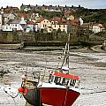Staithes, North Yorkshire, England Print by John Short