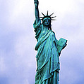 Statue of Liberty Poster by Sami Sarkis