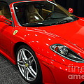 2006 Ferrari F430 Spider . 7D9385 Poster by Wingsdomain Art and Photography