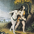 ADAM AND EVE Poster by Granger