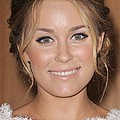 Lauren Conrad At In-store Appearance Poster by Everett