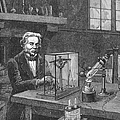 MICHAEL FARADAY (1791-1867) Poster by Granger