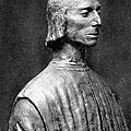 NICCOLO MACHIAVELLI Print by Granger