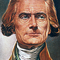 THOMAS JEFFERSON (1743-1826) by Granger