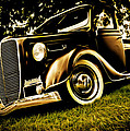 37 Ford Pickup Print by Phil 'motography' Clark