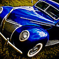 39 Ford V8 Coupe Poster by Phil 'motography' Clark