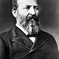 James A. Garfield, 20th American Print by Photo Researchers