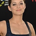 Marion Cotillard At Arrivals Poster by Everett