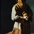 ST FRANCIS OF ASSISI Poster by Granger