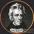 Andrew Jackson, 7th American President Poster by Photo Researchers