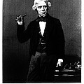 Michael Faraday, English Physicist Poster by Science Source